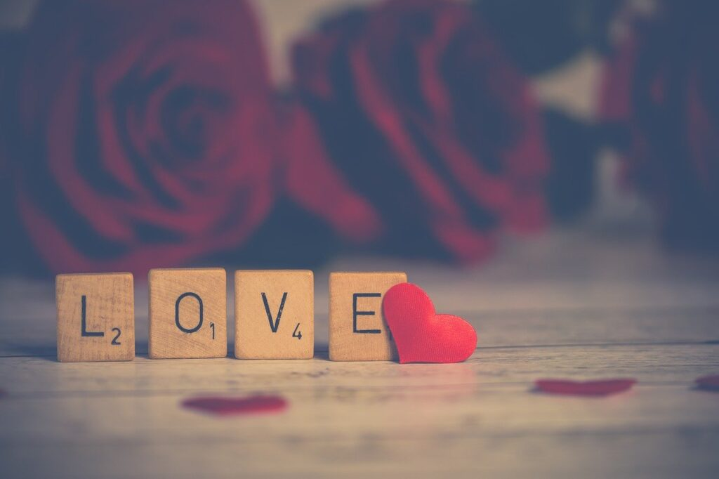 for relationship and love