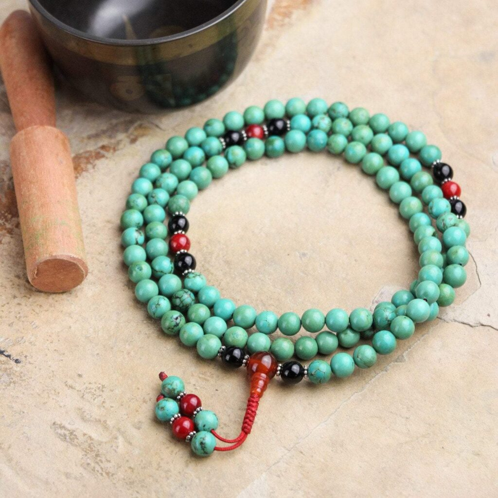Meditation with Turquoise