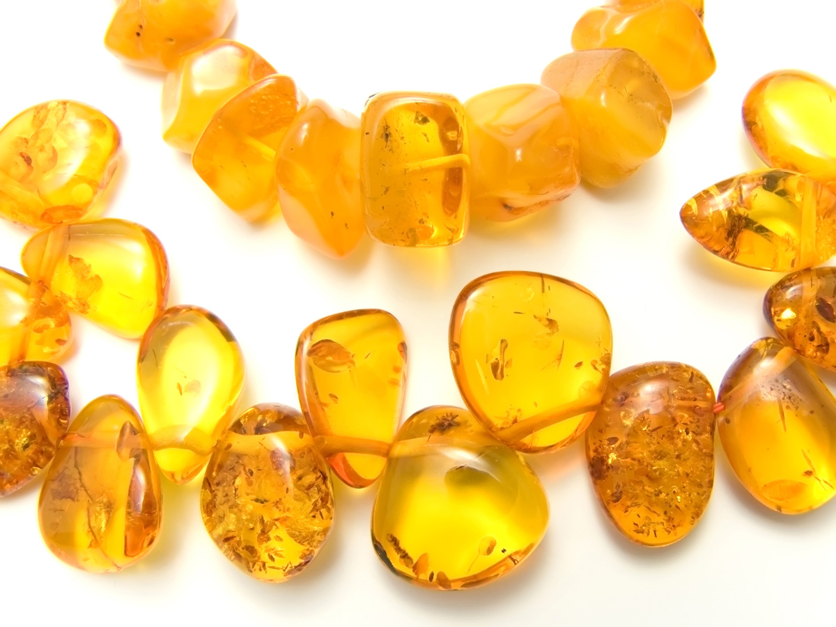 Amber Meanings, Properties and Uses