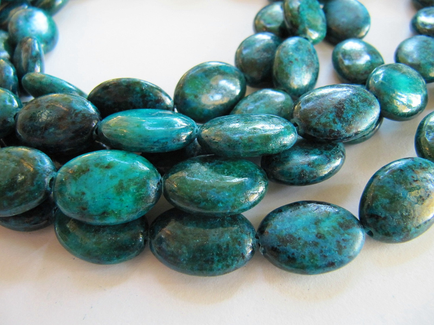Chrysocolla Meanings, Properties and Uses