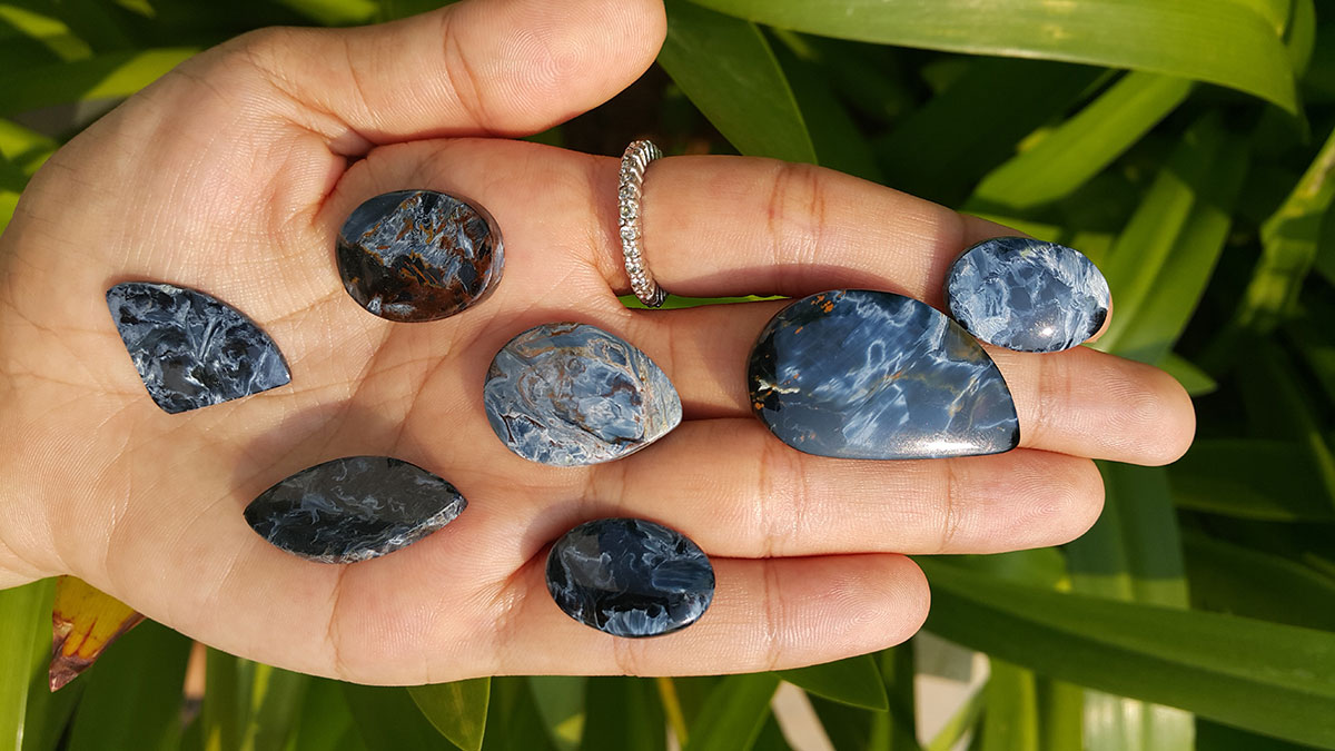 Pietersite Meanings, Properties and Uses