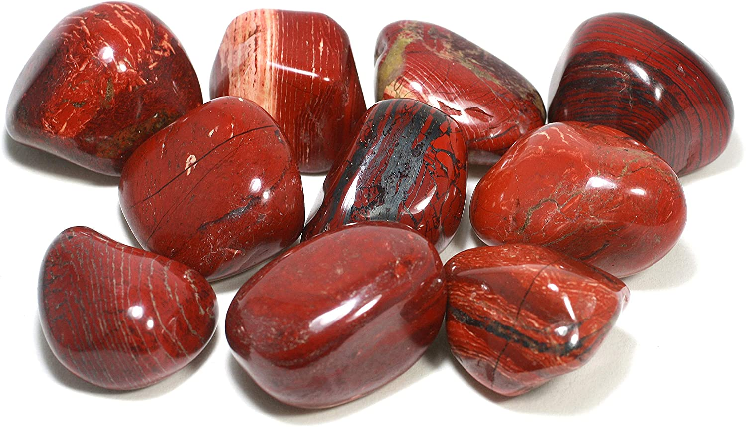 Red Jasper Meanings, Properties and Uses