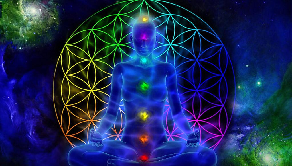 Aura Quartz For Chakra Healing and Balancing