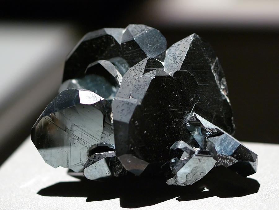 Black Tourmaline + Hematite