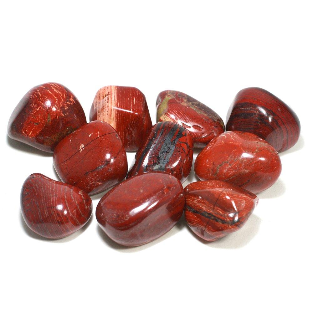 Bloodstone + Red Jasper