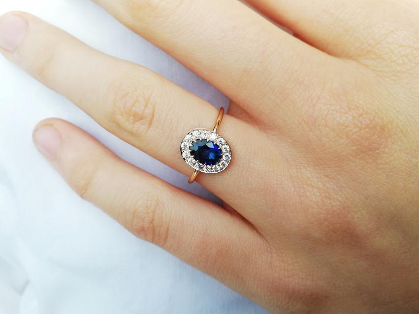 Blue Sapphire Metaphysical Properties