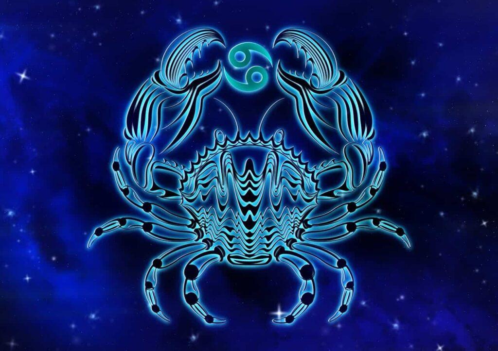 Celestite is Zodiac Crystal for Cancer