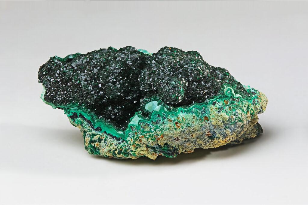 Azurite + Malachite