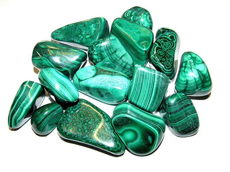Green Aventurine + Malachite