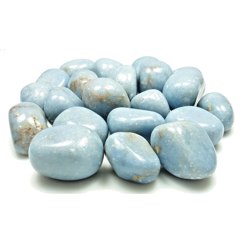 Angelite Meanings, Properties and Uses
