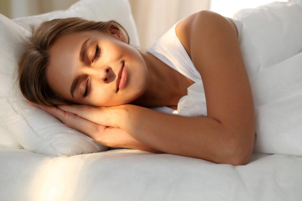 Blue Calcite For Sleep Insomnia