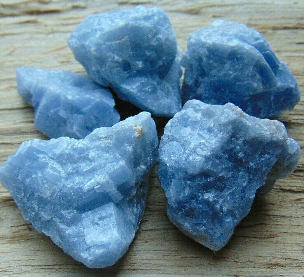 Blue Calcite Meanings, Properties and Uses