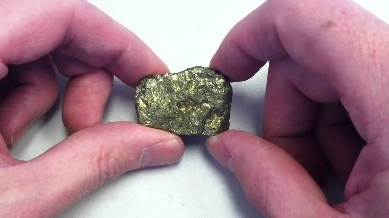 Chalcopyrite Meanings, Properties and Uses