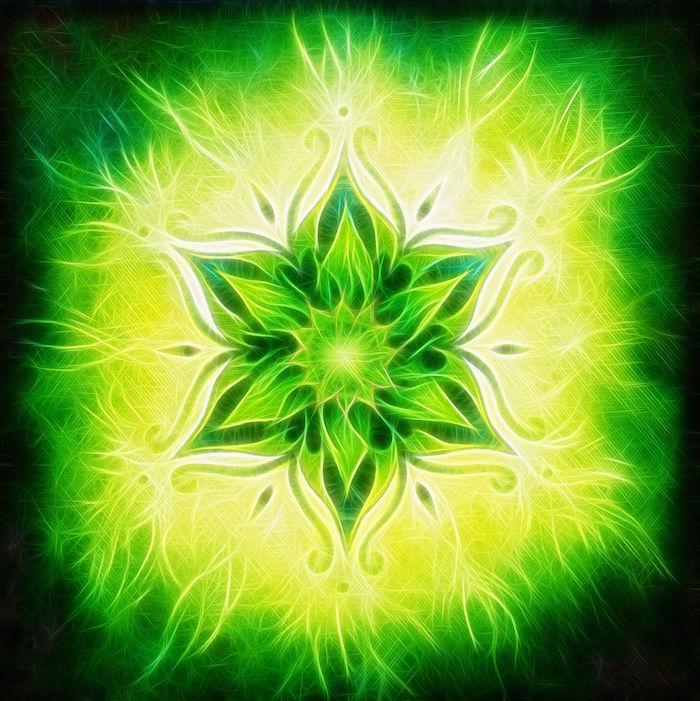 Green Calcite For Chakra Healing and Balancing