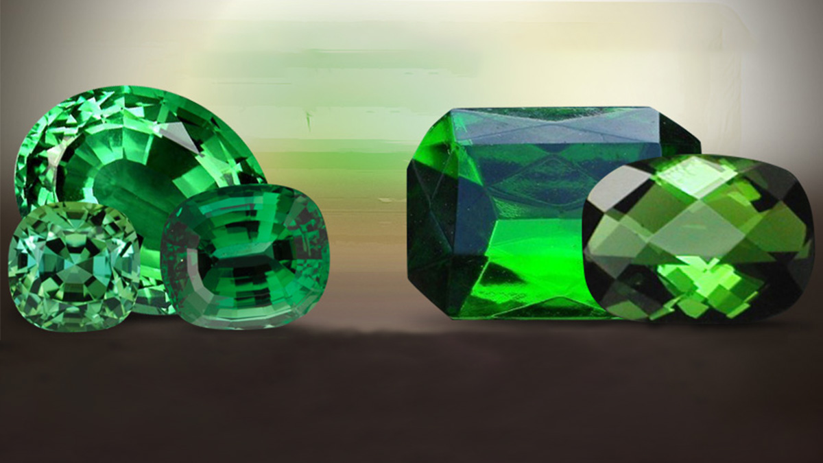 Green Tourmaline Meanings, Properties and Uses