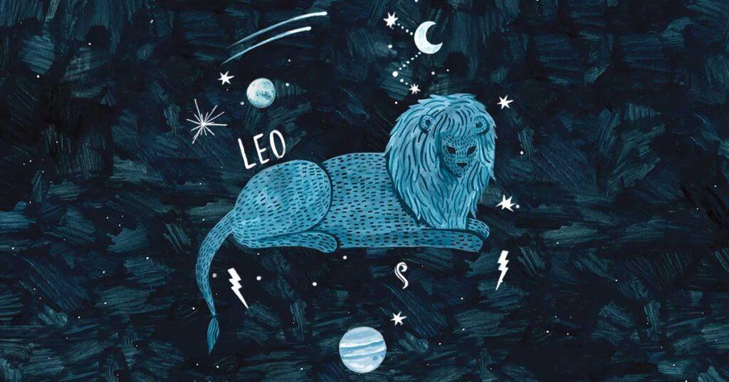 Orange Calcite is Zodiac Crystal Stone for Leo