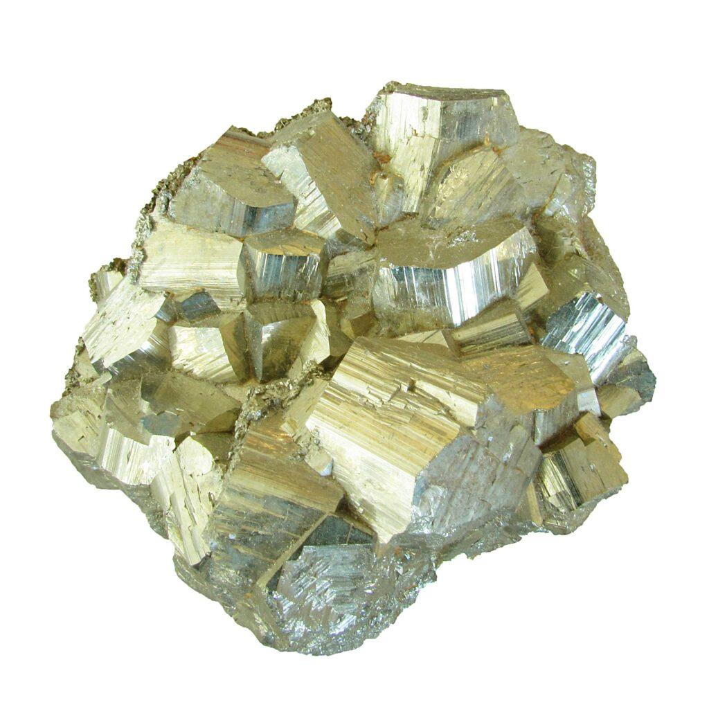 Opalite + Pyrite