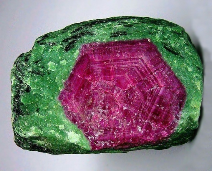 What is Ruby Zoisite