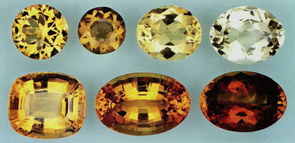 Citrine - What Color is the November Birthstone?