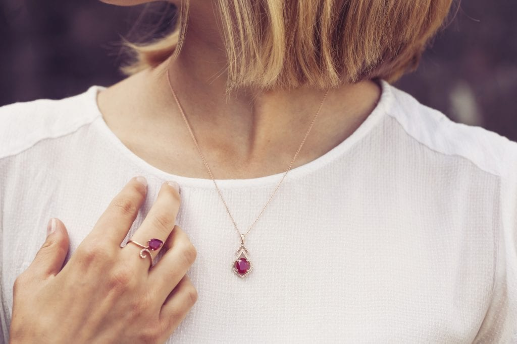 How To Use Your January Birthstone?