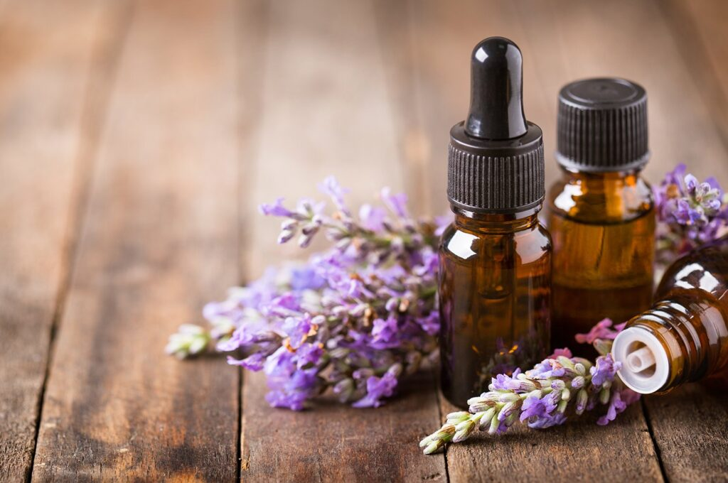Other Ways to Open and Heal Your Third Eye Chakra - use essential oils
