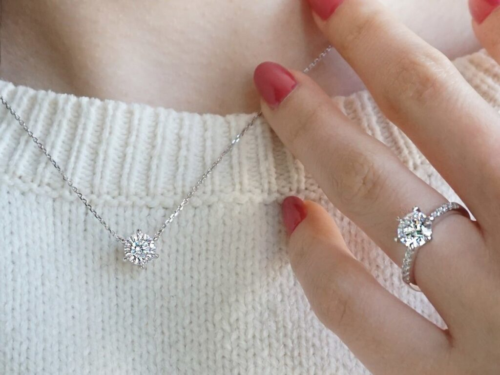 The Benefits of Wearing April Birthstone? Ring, Necklace, Bracelet and Other Jewelry