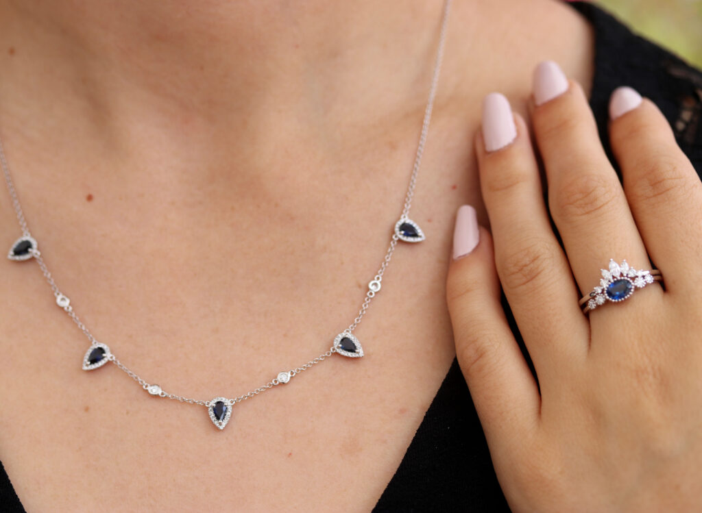 The Benefits of Wearing September Birthstone? Ring, Necklace, Bracelet And Other Jewelry