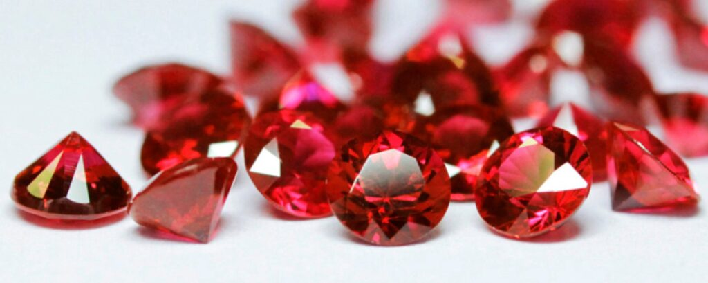 What Color is July Birthstone?