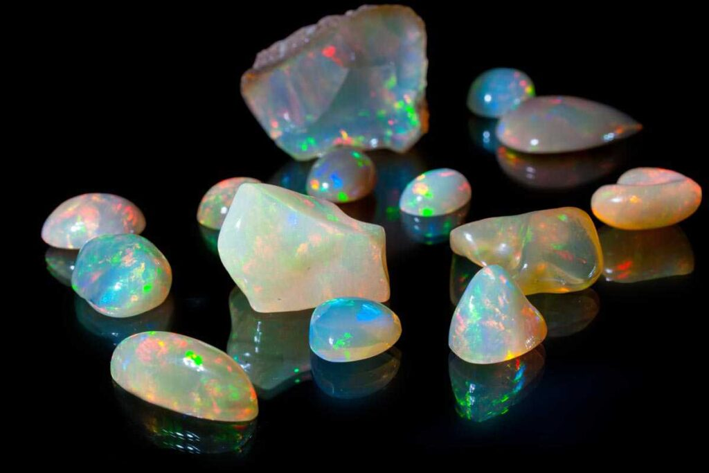 What Color is October Birthstone?