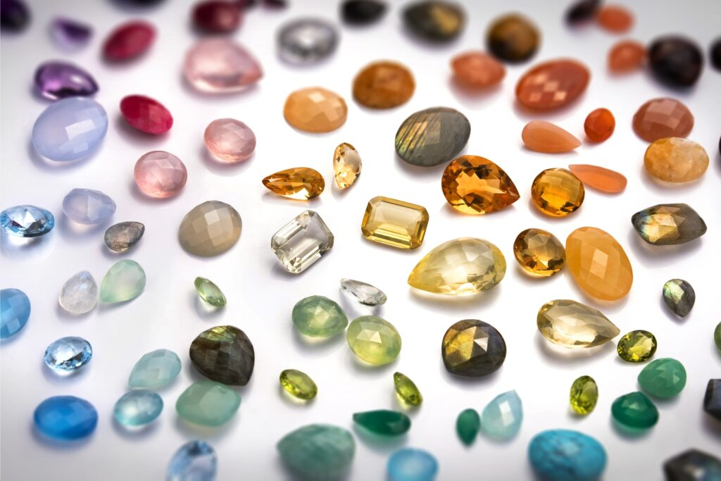 What Color is the September Birthstone?