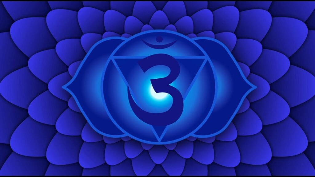 What is the Symbol for the Third Eye Chakra?