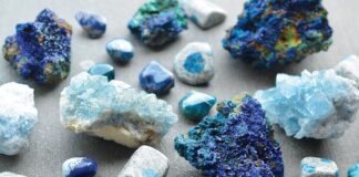 Blue Crystal Stones List, Meanings and Uses - 1