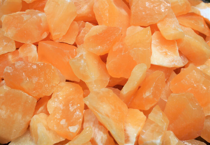 Orange Crystal Stones List, Meanings and Uses