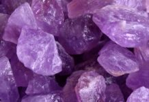 Purple Crystal Stones List, Meanings and Uses