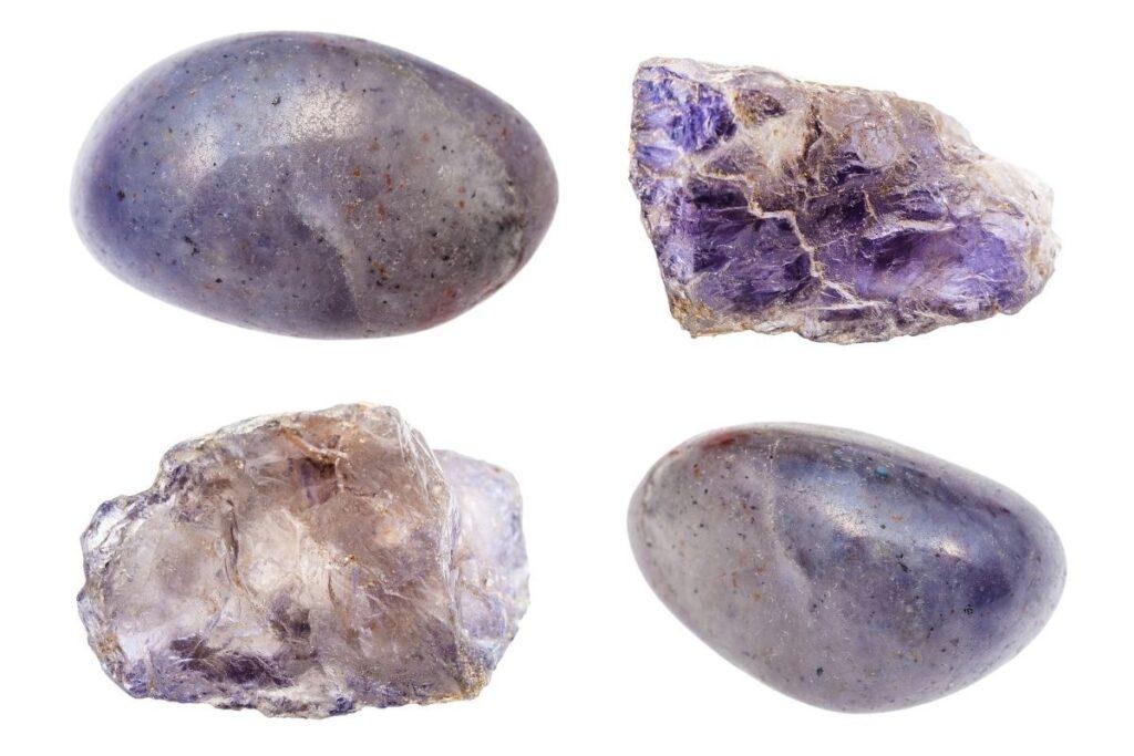 Purple Iolite
