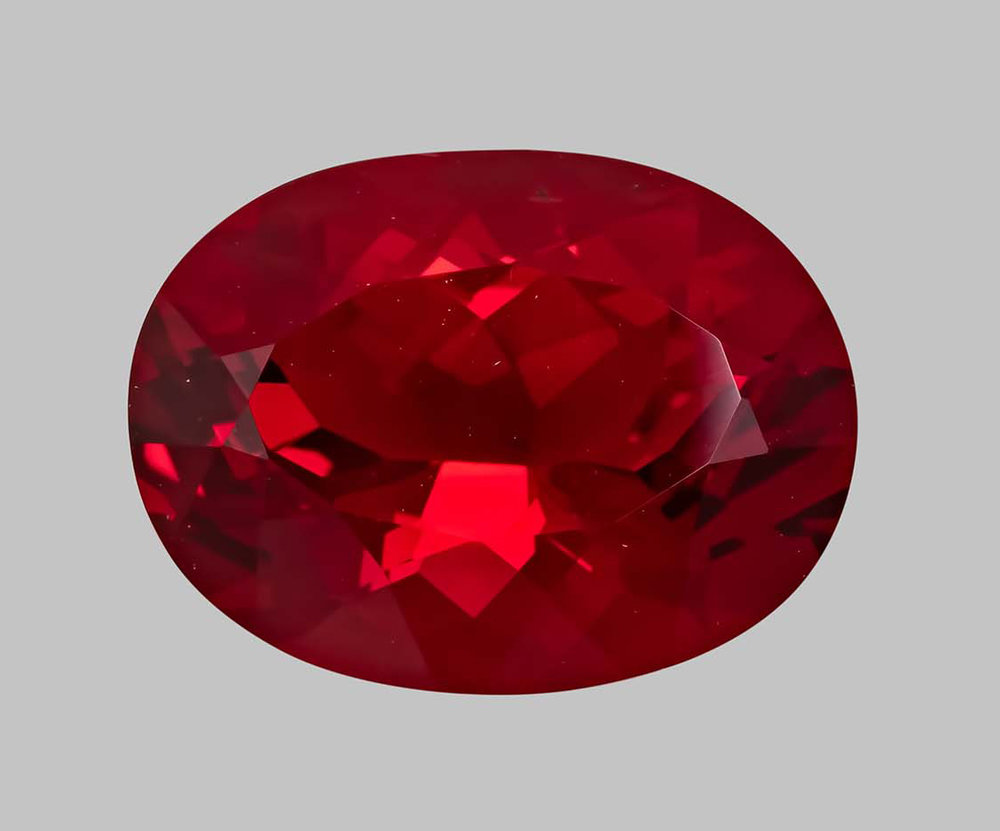 Red Andesine