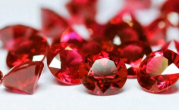 Red Crystal Stones List, Meanings and Uses