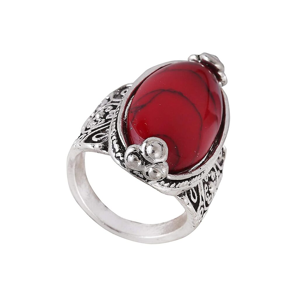 Ways To Use Red Crystals - Ways To Use Red Crystals - Wear Red Crystals As Pieces of Jewelry
