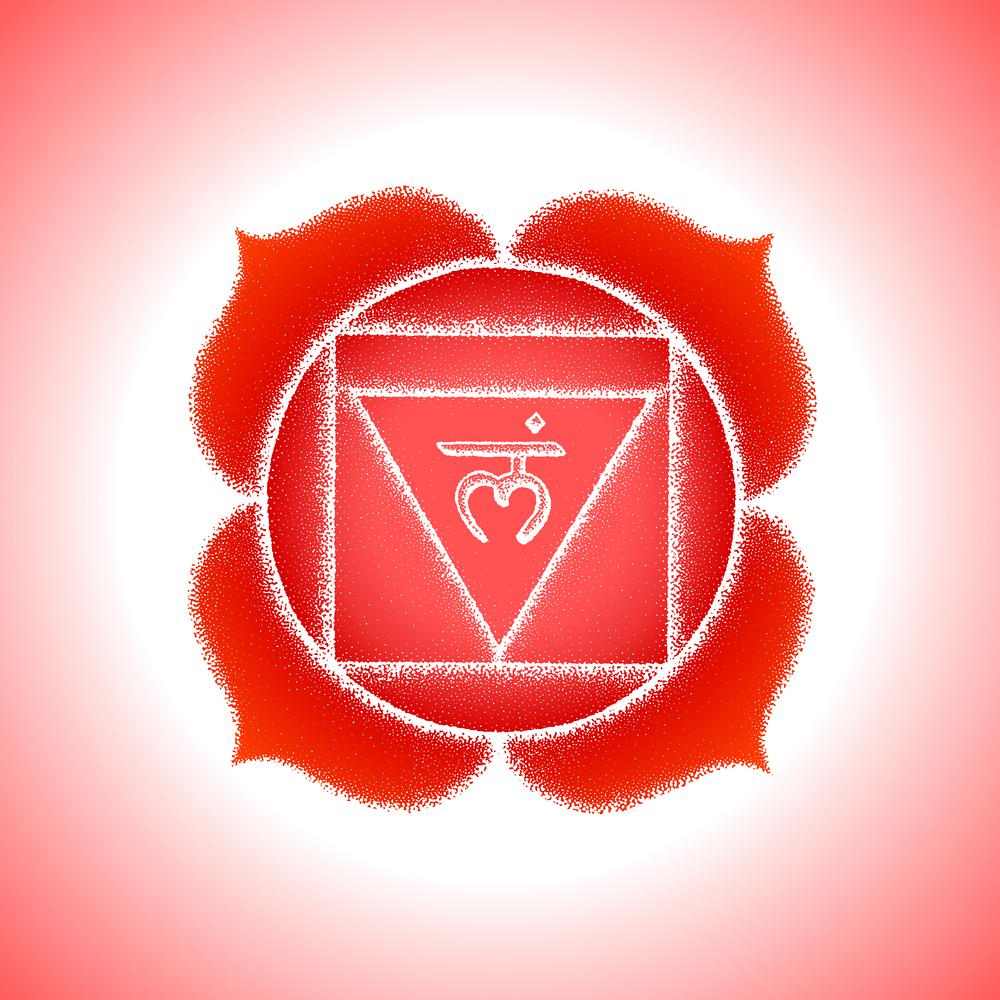 What is the Symbol for the Root Chakra?