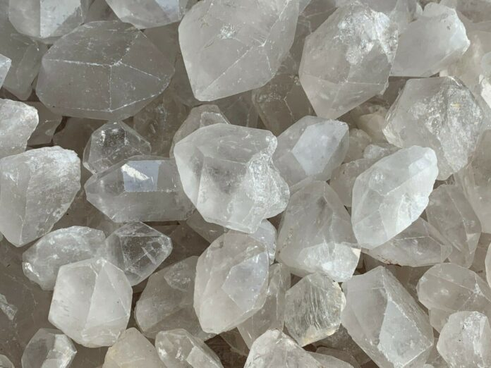 White and Clear Crystal Stones List, Meanings and Uses