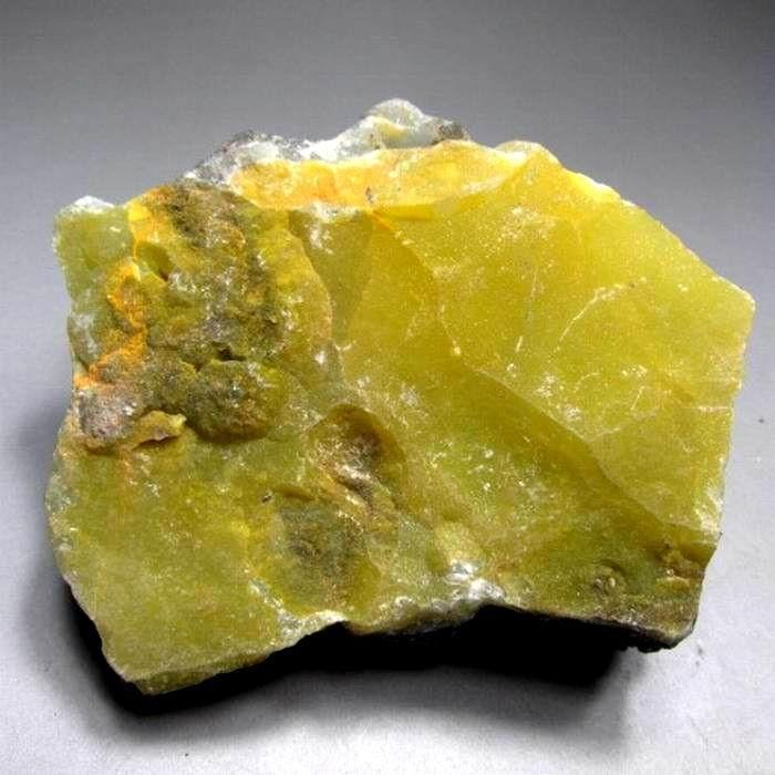Yellow Smithsonite