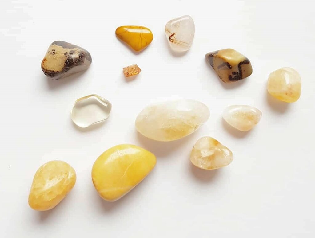 Ways To Use Yellow Crystals - Pair With Other Crystals