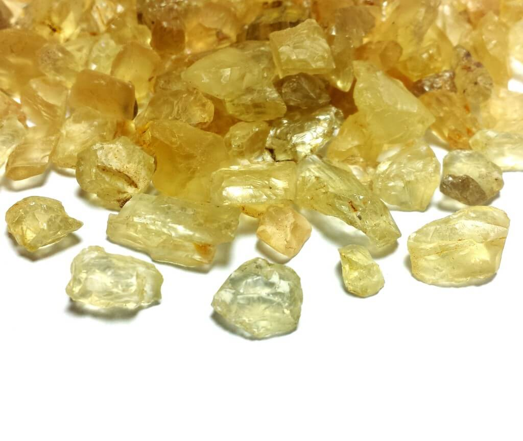 Yellow Oregon Sunstone