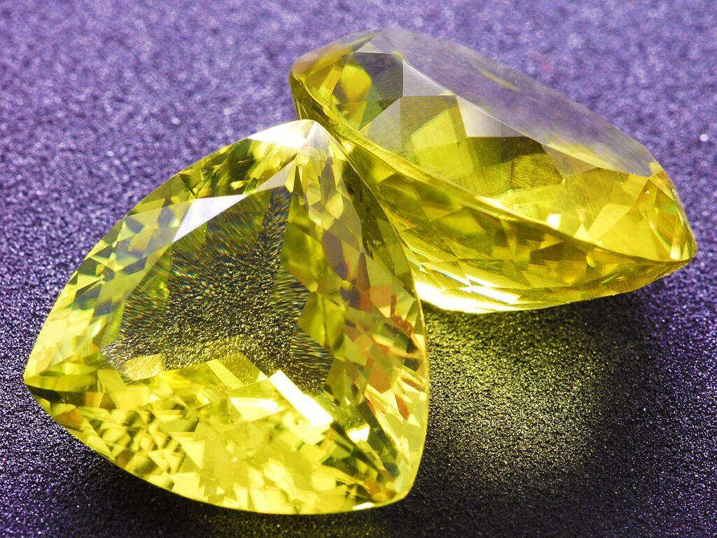 Yellow Sillimanite